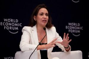 María Corina Machado. (Bel Pedrosa)