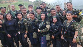 Por su parte, la candidata presidencial Marta Lucia Ramírez, denunció ante la Fiscalía General de la Nación que se investigue a los miembros de las FARC por la presunta comisión de delitos sexuales contra menores de edad. (Twitter)