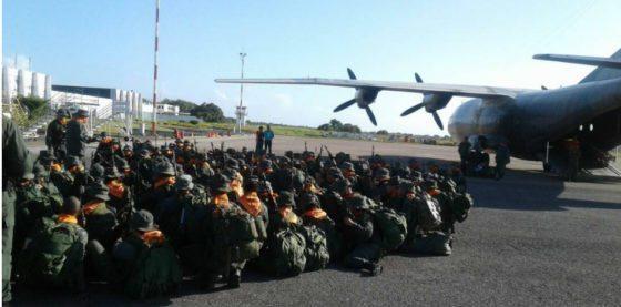 Fuerza Armada Nacional Bolivariana se prepara frente a posible intervención militar en Venezuela