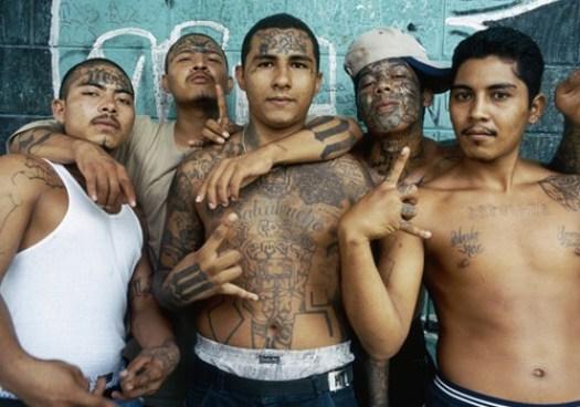 Resultado de imagen para pandilleros
