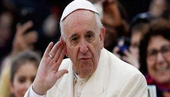 Jorge Mario Bergoglio fue elegido como sumo pontífice el 13 de marzo de 2013