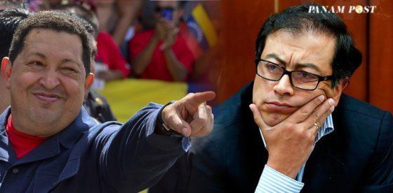 Petro está implementando la misma estrategia de Chávez para llegar al poder