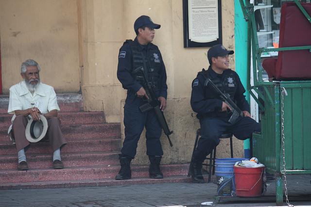 police-mexico