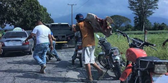 """Alertan """"paramilitarización"""" en Venezuela ante ola de saqueos y violencia"""