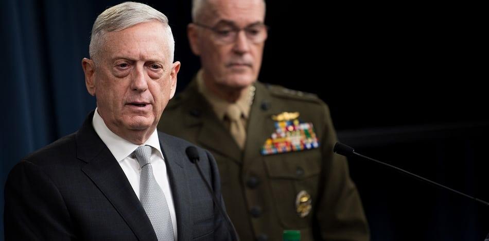Secretario de Defensa de Estados Unidos dice que la crisis venezolana no es asunto de militar Americano (es.panampost.com)