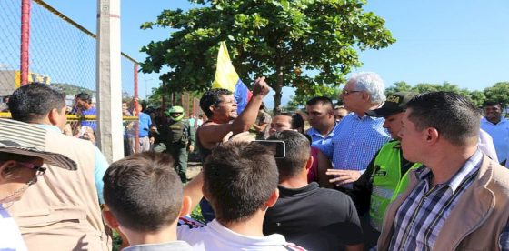 Colombia inicia deportación de 130 venezolanos en Cúcuta