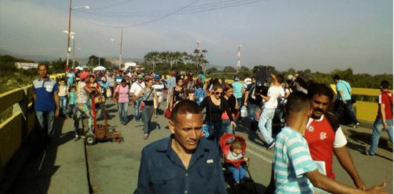 Brasil analiza impedir el ingreso terrestre de migrantes venezolanos