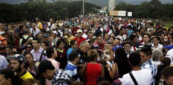 """Se avecina el """"día después"""" para Venezuela: naciones preparan ayuda humanitaria y rescate económico"""