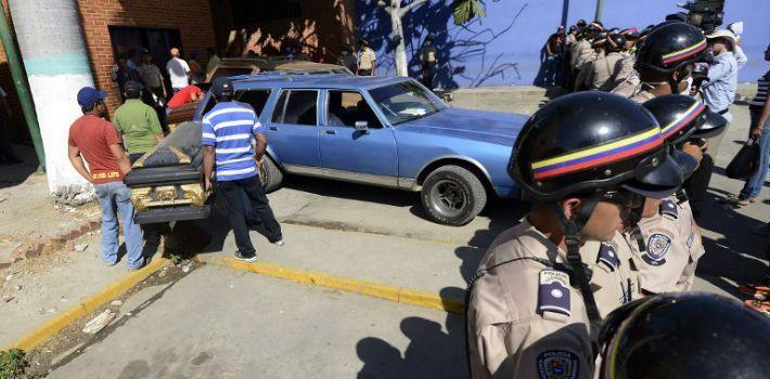 venezuela-homicidios