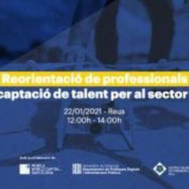 Reus acoge el programa Barcelona Digital Talent, de empleo y reorientación en el sector TIC