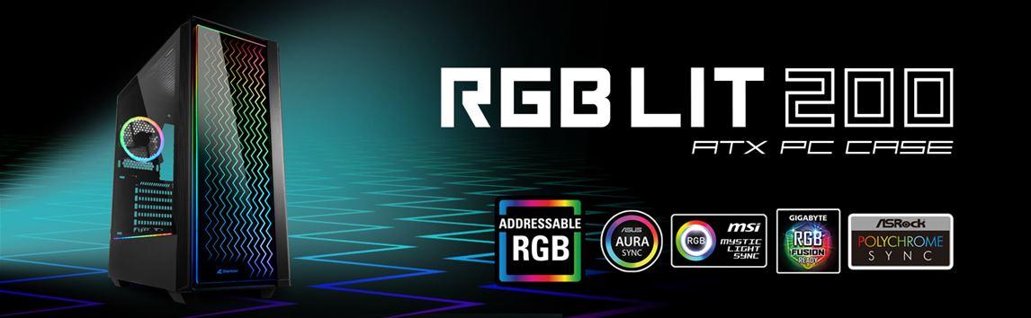 RGB LIT 200 content
