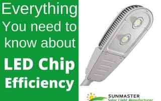 Everything you need to know about led chip efficiency1 - Blog Energía Solar
