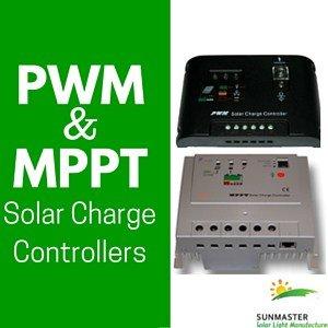 pwm - ¿Cuál es la diferencia entre los Controladores de Carga Solar PWM y MPPT?