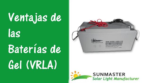 Ventajas de las Baterías de Gel VRLA Prev - Ventajas de las Baterías de Gel (VRLA)