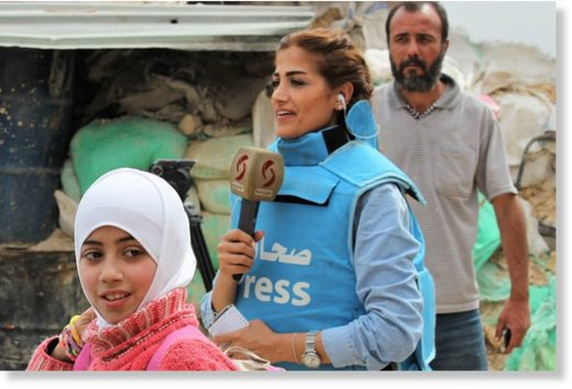 syrian media ghouta