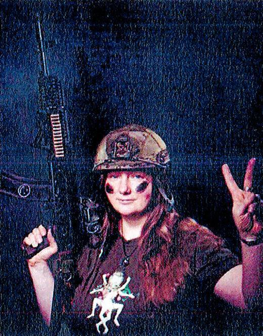 Fotografía de la activista rusa Olga Zakharova, impulsora de Freedom Files, una de las denunciantes contra Agramunt.
