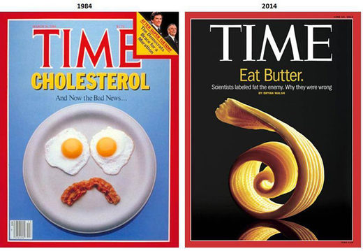 revista time colesterol