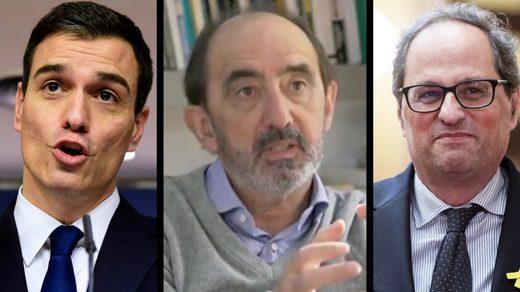 Soros financia con 500.000 € al centro suizo que avaló al relator de Sánchez y negoció con ETA