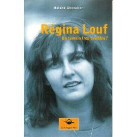 Regina Louf sobrevivió lo impensable y tuvo el coraje para testificar.