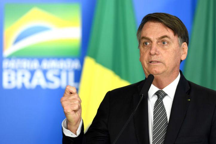 Resultado de imagen de izquierda brasil bolsonaro