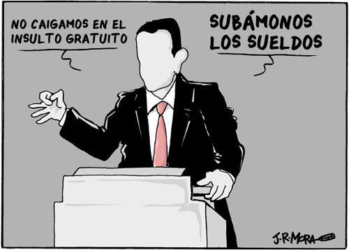 LOS INSÓLITOS SUELDOS DEL PARLAMENTO URUGUAYO 2013 (1/6)