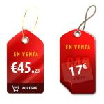 Ventas, Etiquetas para vender, precios llamativos, callaction
