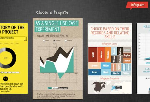infogram,  infografias, herramientas gratis online