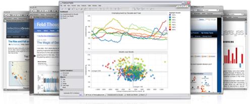 tableu,  infografias, herramientas gratis online