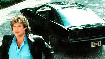 Fallece George Barris, el creador de K.I.T.T., el coche de 'El coche fantástico'