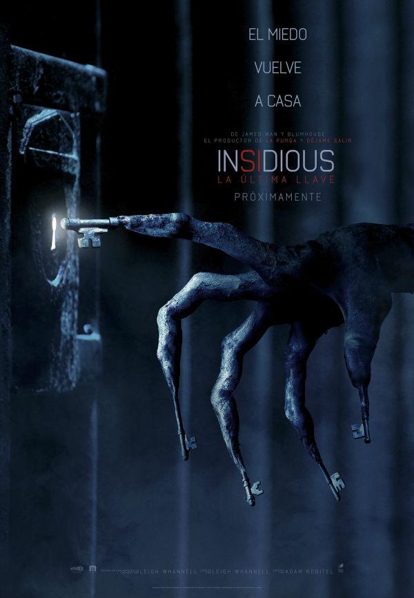 Resultado de imagen de insidious la ultima llave