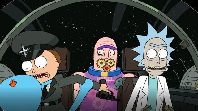 Rick y Morty - Temporada 4 Tráiler VO