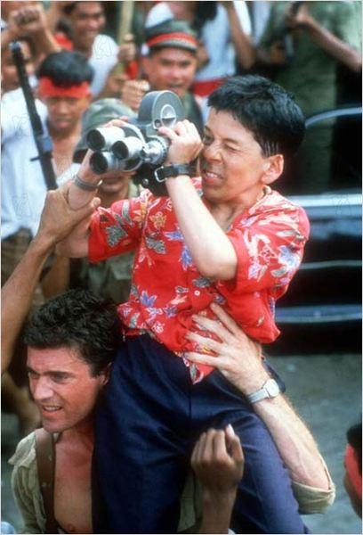 El año que vivimos peligrosamente : Foto Mel Gibson, Peter Weir