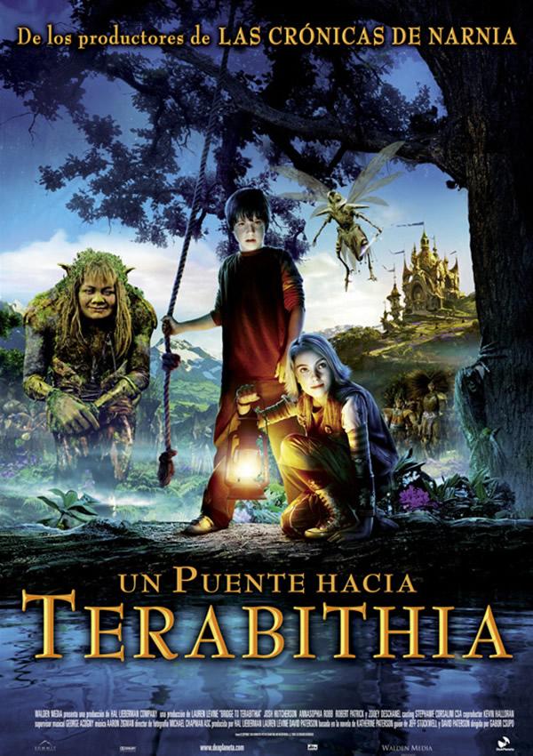Resultado de imagen de El mundo Magico de Terabithia