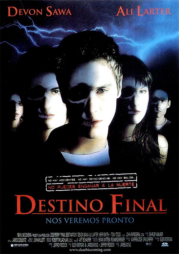 Poster do filme Destino Fatal