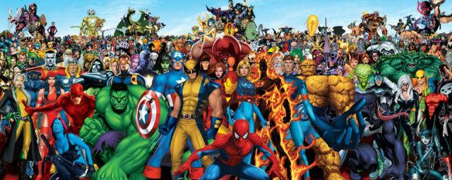 Resultado de imagen para superheroes todos