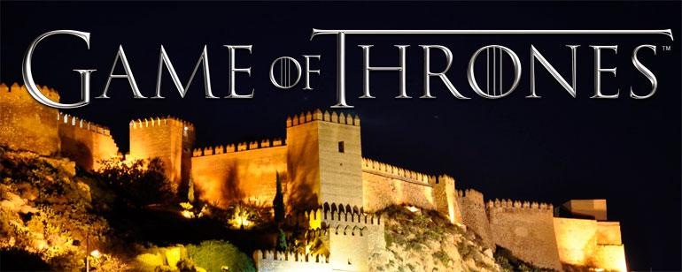 Casting de Juego de Tronos en Almería