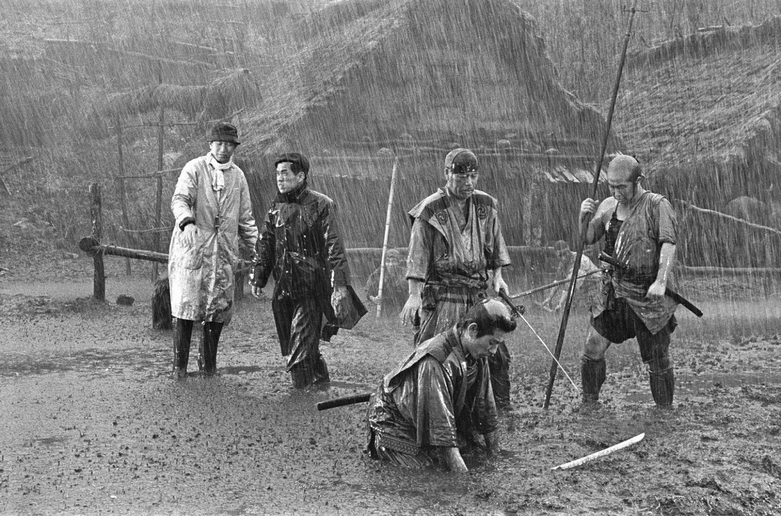 Resultado de imagen de los siete samurais