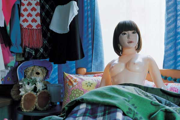 Air Doll (Muñeca de aire) : Foto Doona Bae