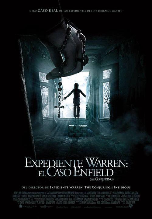 Resultado de imagen de Expediente Warren: El caso Enfield poster
