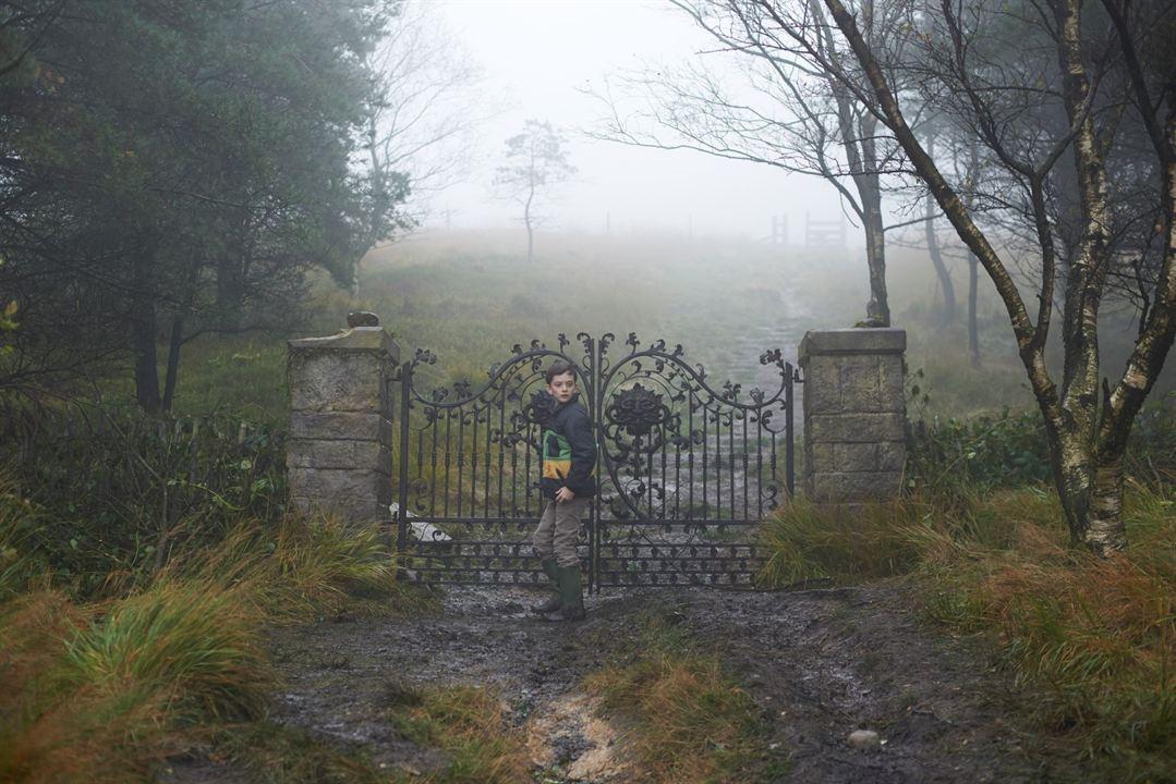 Un monstruo viene a verme : Foto Lewis MacDougall