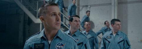 First Man (El primer hombre) : Foto Ryan Gosling