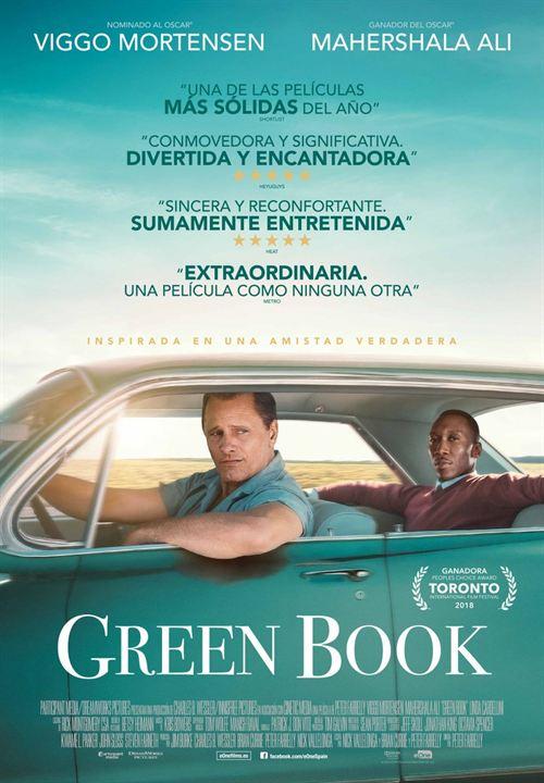 Resultado de imagen de cartel de green book