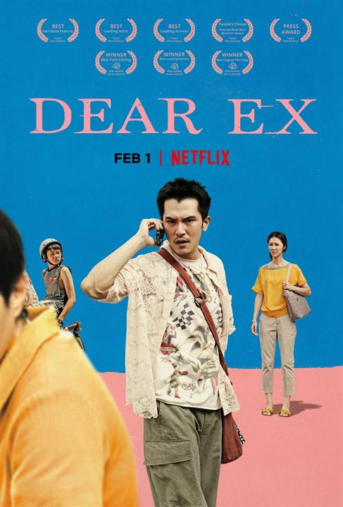 Image result for dear ex poster""