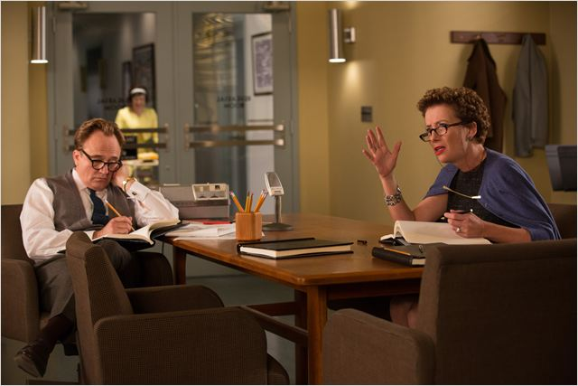 Al encuentro de Mr. Banks (Saving Mr. Banks) : Foto Emma Thompson
