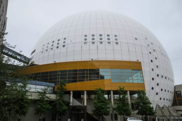 Ericsson Globe - Stockholm - WikiArquitectura_41 ...