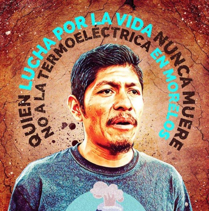 Justicia para el activista Samir Flores Soberanes