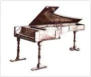 The Cristofori fortepiano