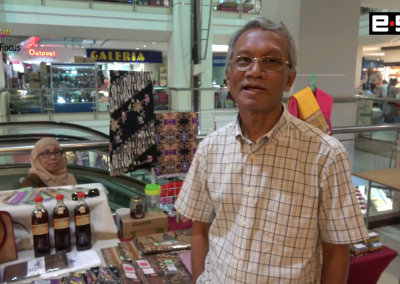 Hashim Mohd Malaysian Craft and Batik