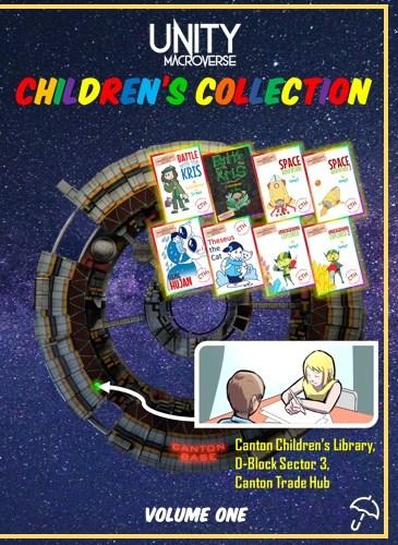 Unity Children's Story Volume One