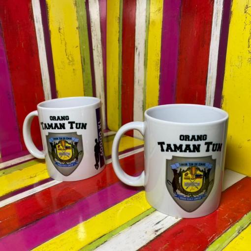 Orang Taman Tun Coffee Mug